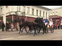 Videodiary of the relay: Day 12. Kostroma